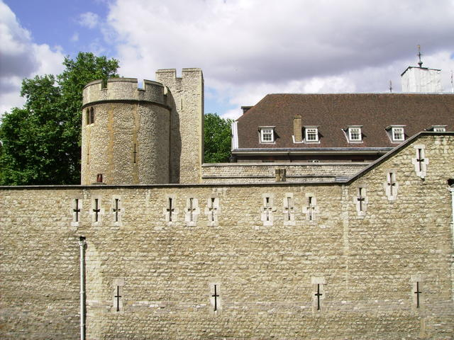 London city walls