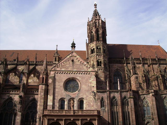 Church in Freiburg